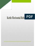 Kettle Type Exchangers