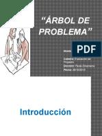 Arbol de Problema Trabajo (2)