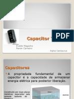 Capacitor Tubular