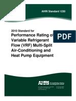 AHRI Standard 1230 - 2010.pdf