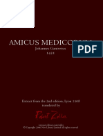 Rz Ganivet Medicorum
