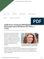 ADB Driver Universal