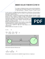 98.6 Equilibrio Electrostático
