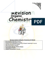 revision  chapter  10111213  organic chemistry method