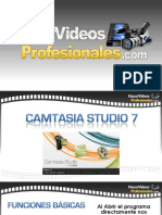 Guia Camtasia Studio