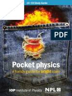 Pocket Physics