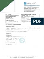 Investor's / Analyst Presentation [Company Update]