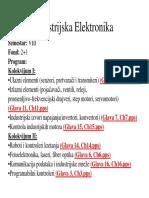 Program IEL