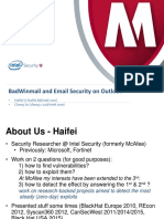 BadWinmail and Email Security Outlook Final