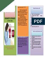 leaflet Ca. Cervic
