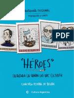 Heroes Cuentos Microrelatos