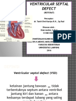 presentasi referat VSD