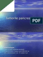 Curs - Tumorile Pancreasului