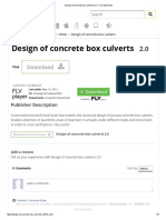 Design of concrete box culverts 2.pdf