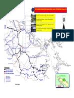 Peta Daerah Rawan Kecelakaan Provinsi RIau Tahun 2015