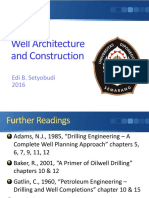 Bor-3 - Well Architecture
