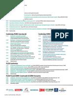 Agenda Conferinta Euro-constructii Euro-fereastra 24 Mai