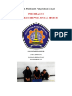 Praktikum 8 2A-D4 TE Praktikum Pengolahan Sinyal ( Amirah Nisrina, Hadian Ardiansyah, Kholid Bawafi)