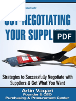 Purchasing Negotiation Handbook