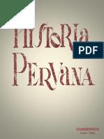 Historia Peruana N° 1 (Junio 1968)