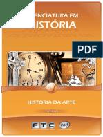 Historia Da Arte 2007 LIVRO