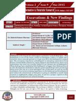 Rakhigarhi -- Excavations and new findings (Rakesh Kumar Sharma, 2015)