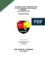 PERAN AKTIFITAS FISIK TERHADAP POLA MAKAN.doc