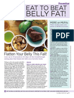 Fall Edition Flat Belly Goguide