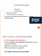 Question Design (1)