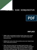 Inflasi Dan Konjungtur