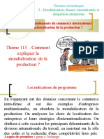 correction thème 213 - mondialisation de la production .ppt