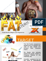 Fat Buster Proporsal 2016