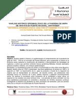 Análisis histórico de la pandemía de la gripa en Puente Nacional