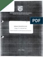 Informe Nº 006-2007!02!2168 Examen Especial a La Sub Gerencia de Tesoreria