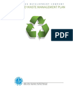 OGDCL's Integrated Waste Management Plan