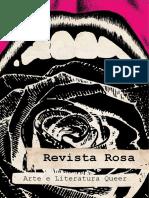 Revista Rosa_Arte e Literatura Queer_Edição Nº 01