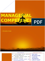 11 Core Managerial Competencies