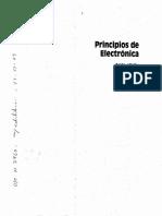 Electrónica y sus principios basicos