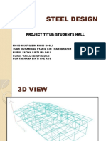Steel Design Presentation
