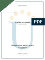 Trabajo - Catedra Unadista - Coevaluación y Autoevaluación - Julian