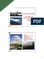 3 Parte Incendios Forestales