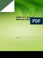 CUDA2.2PinnedMemoryAPIs