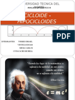 cicloide y hipocicloide