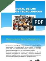 USORACIONALDELOSRECURSOSTECNOLOGICOS