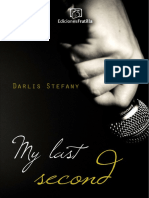 My last second de Darlis Stefany