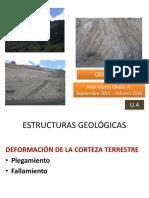 10a.estructuras Geológicas Deformaciones