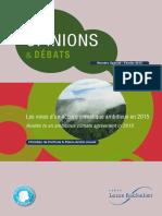 De Perthuis Les Voies Accord Climatique 2015