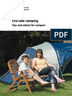 Fire Safe Camping