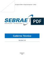Caderno Técnico 3.0