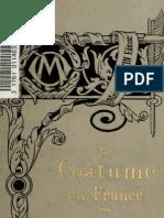 (1890) Le Costume en France